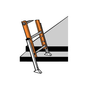 ladder extension Step